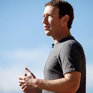 Facebook CEO, Mark Zuckerberg, Facebooks New Algorithm