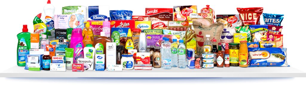 Consumer packaged good, CPG